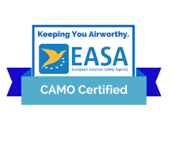 Keeping you airworthy. EASA Camo Certificate